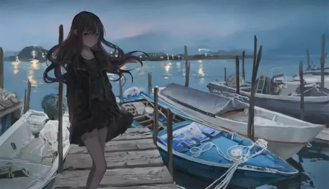 动画制作  中国画师catzz的插画作品欣赏