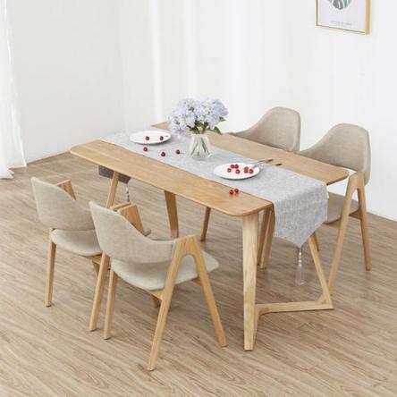 木质餐桌刮伤了怎么办?木质餐桌维修方法