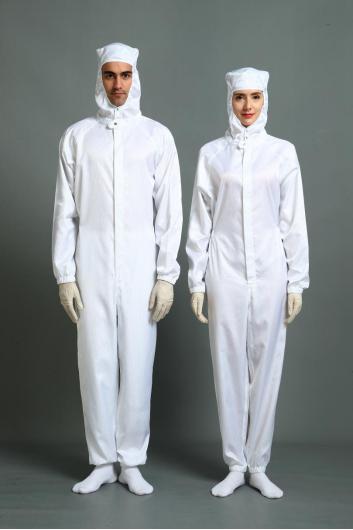 【好搭档】洁净服2020年B级洁净服最新更衣步骤