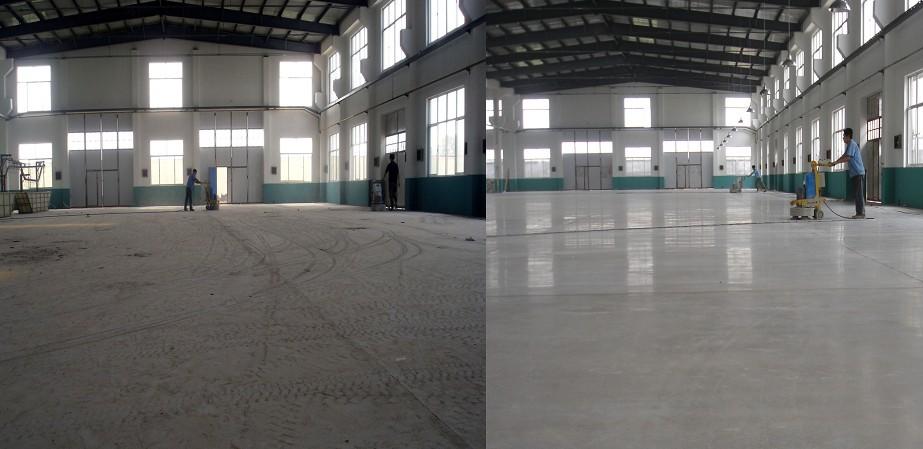 混凝土密封固化剂施工细节