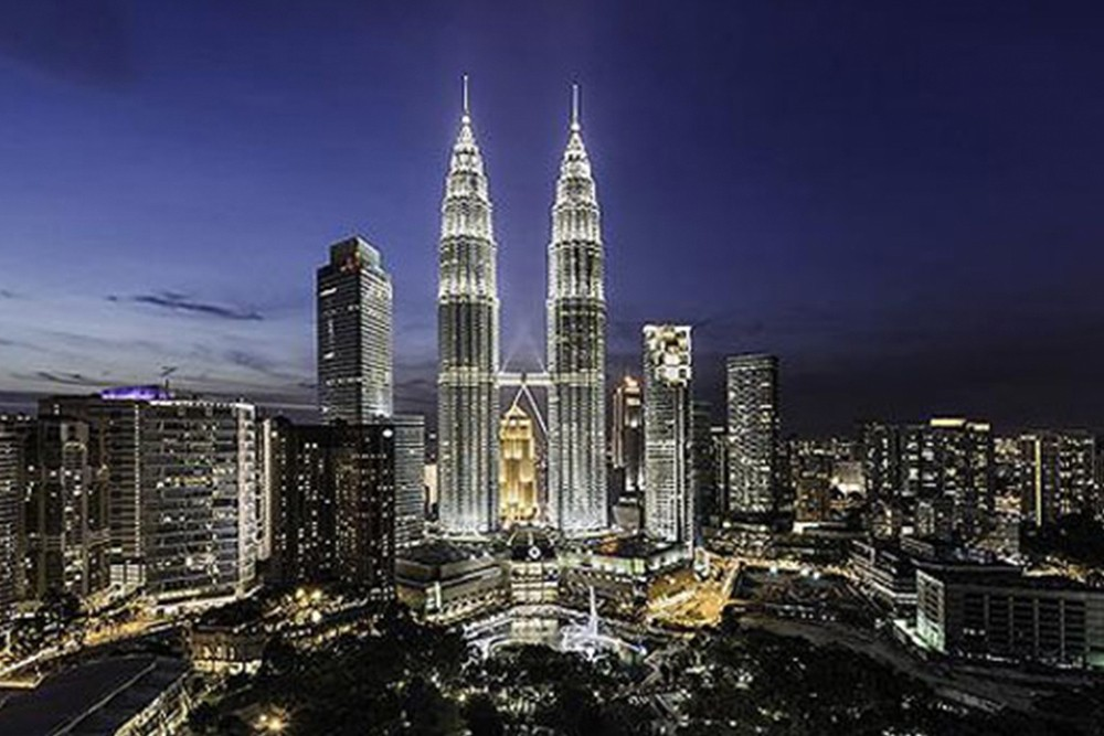 Malaysia shut down for half a month