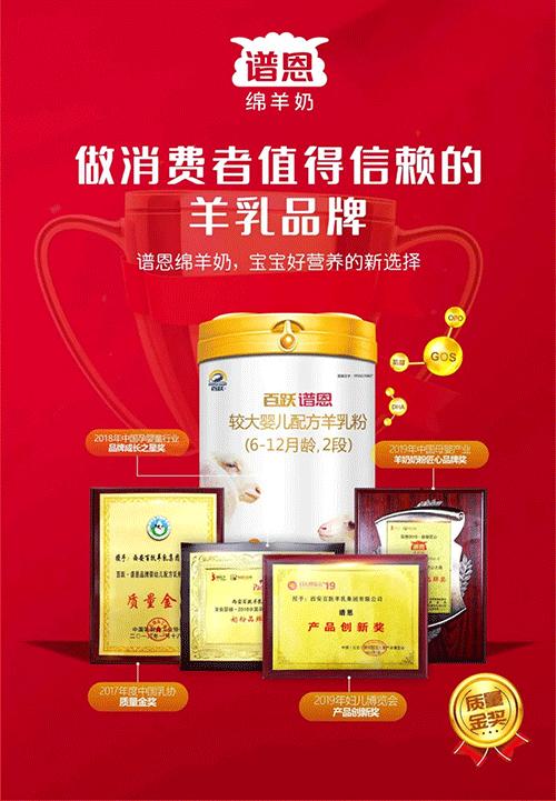 贺百跃通过SGS BRCGS认证,谱恩绵羊奶定当竭力奋进!
