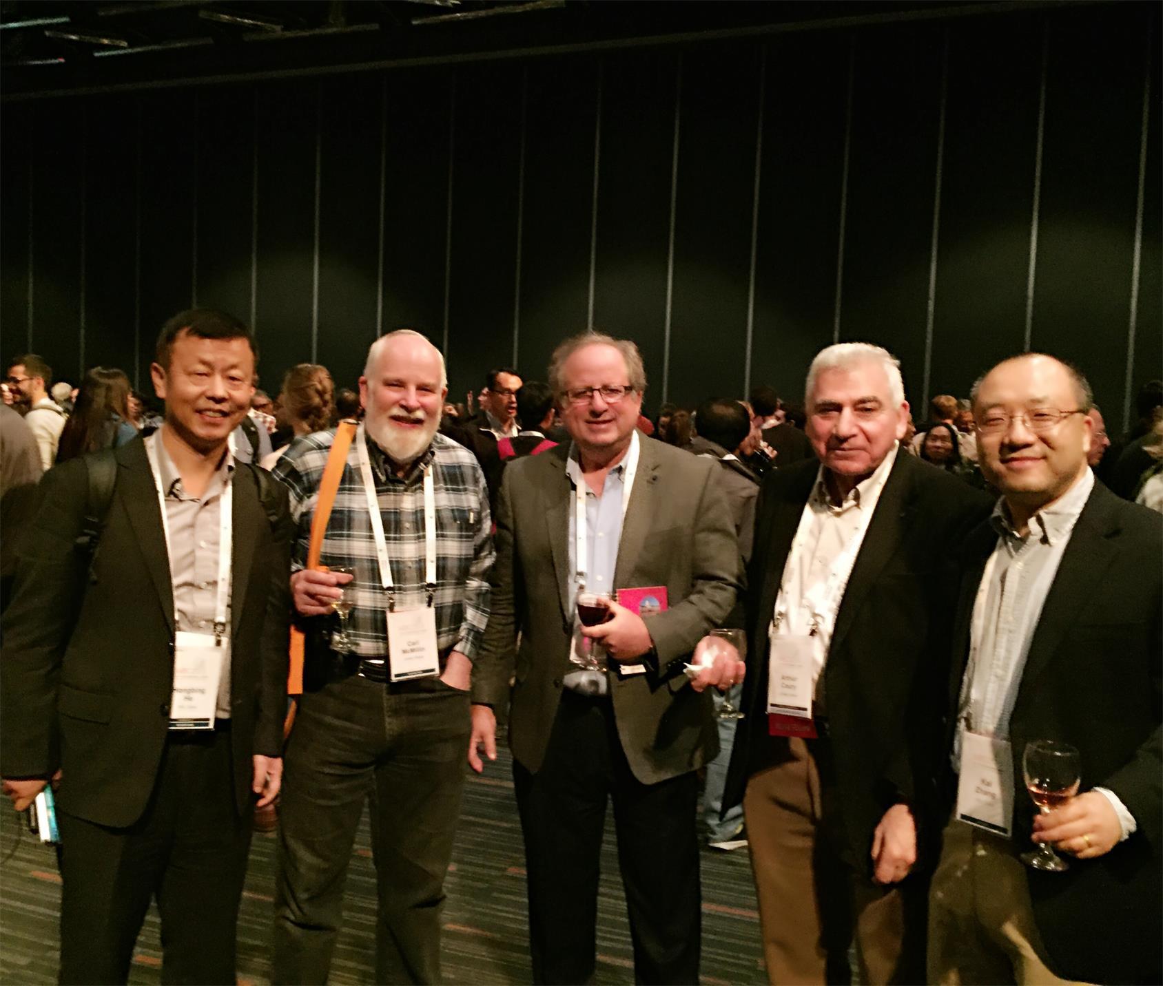世界生物材料大会的一个亮点