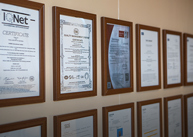 Patents and Qualifications