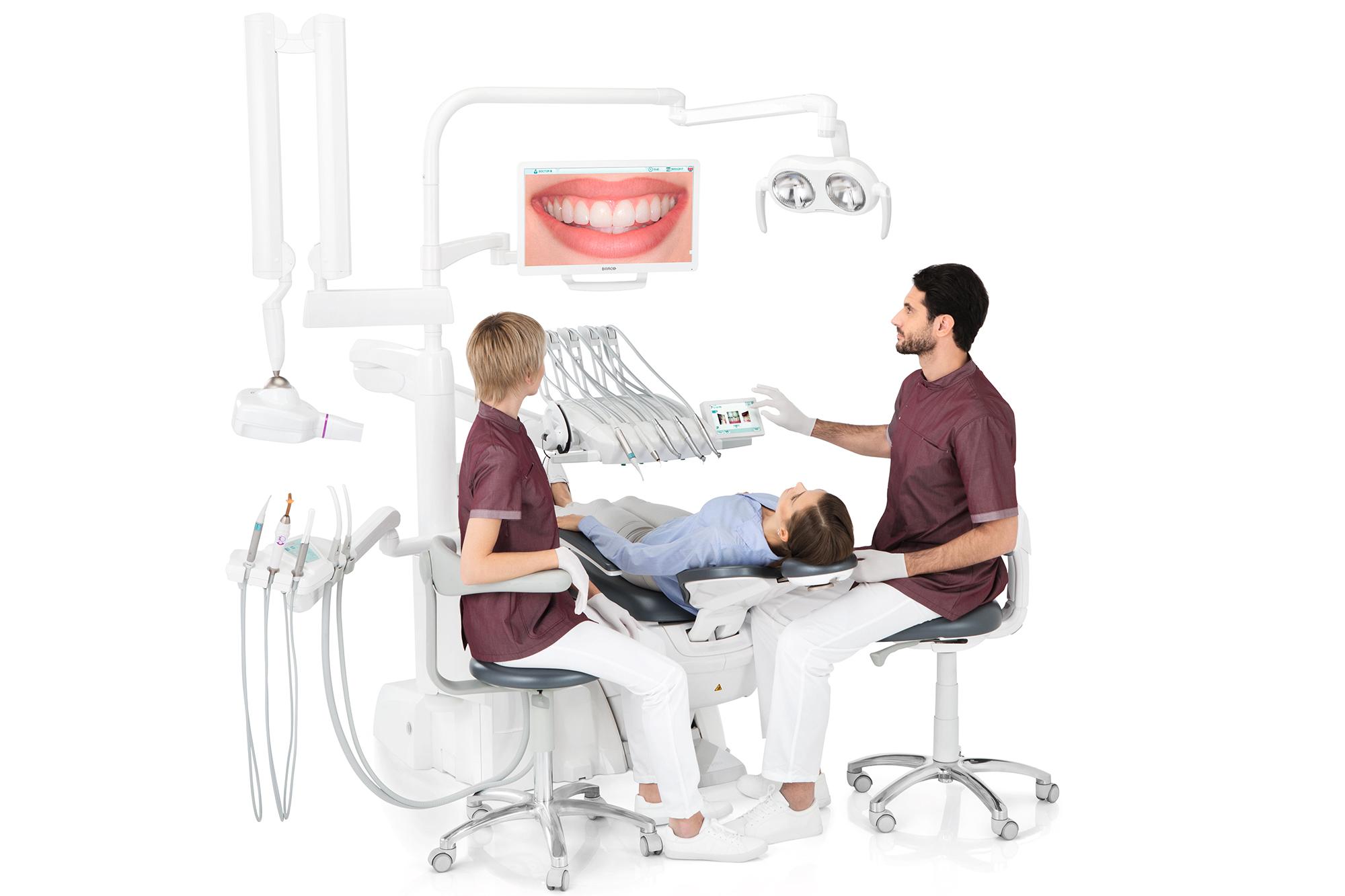 牙科综合治疗台 L9