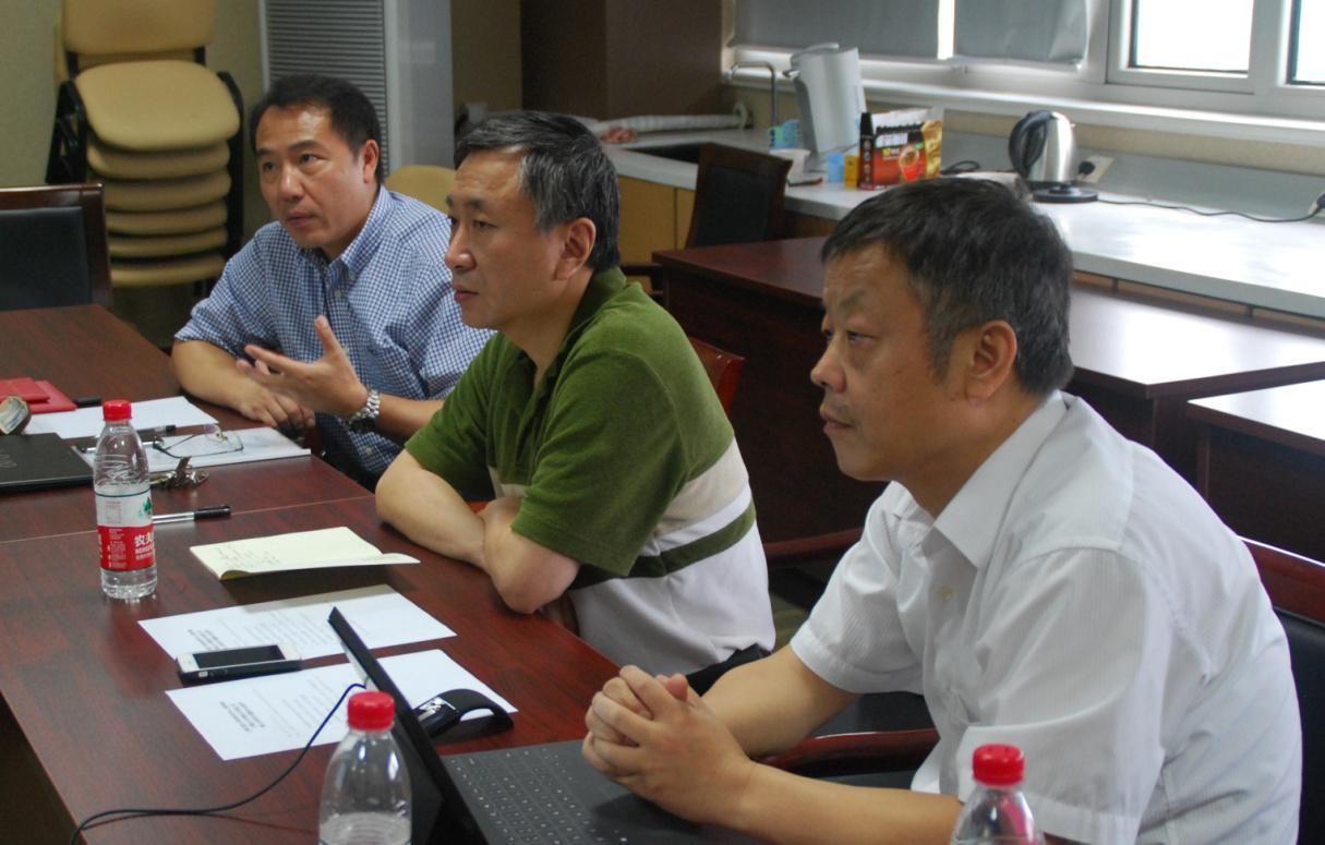 松力生物与上海交大联合培养博士后开题报告会