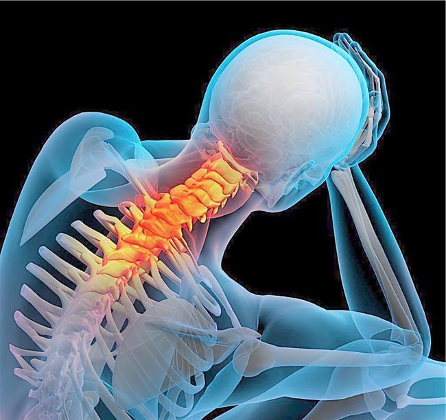 颈椎病不舒服,别急!一个简单的方法搞定它!