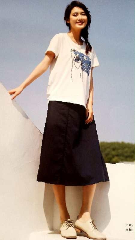 中时海创品牌女装折扣【丽比多】20夏装系列品牌上新