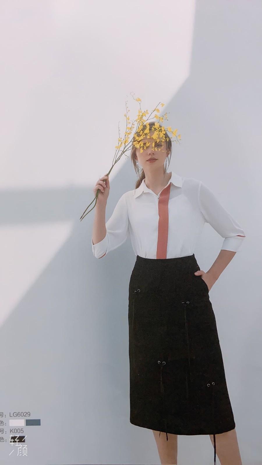 中时海创品牌女装折扣【犁歌】20夏装系列品牌上新