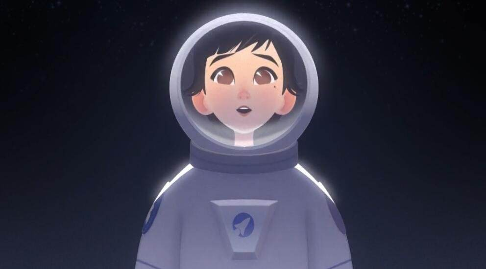 【纪录片】插画风航天技术科普MG动画宣传片制作