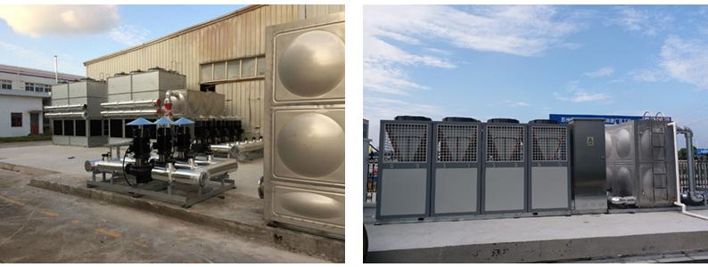 闭式冷却系统、模块机组