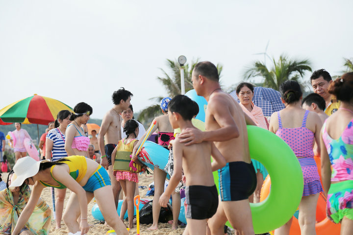 广州市捷润橡塑有限公司——阳江闸坡二天海边游