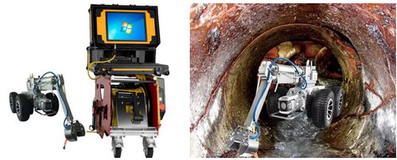 机器人如何排查排污管疫情隐患?答案全在这里!