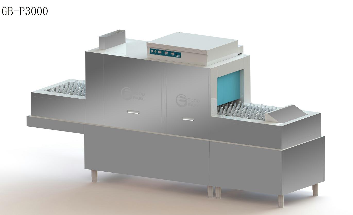 GB-P3000商用洗碗机