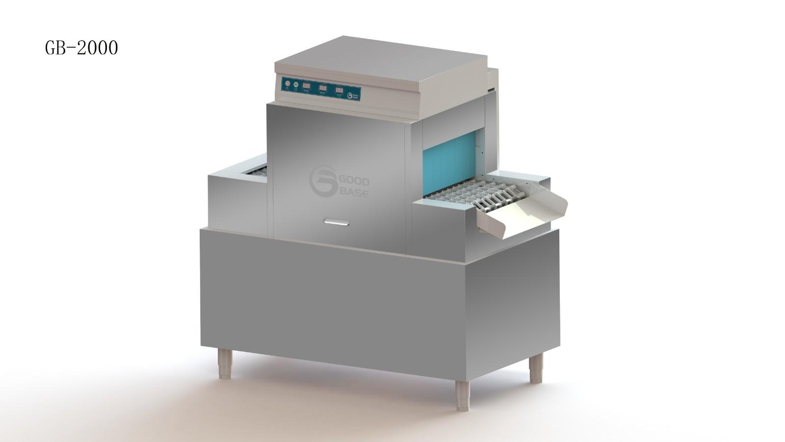 GB-2000商用洗碗机
