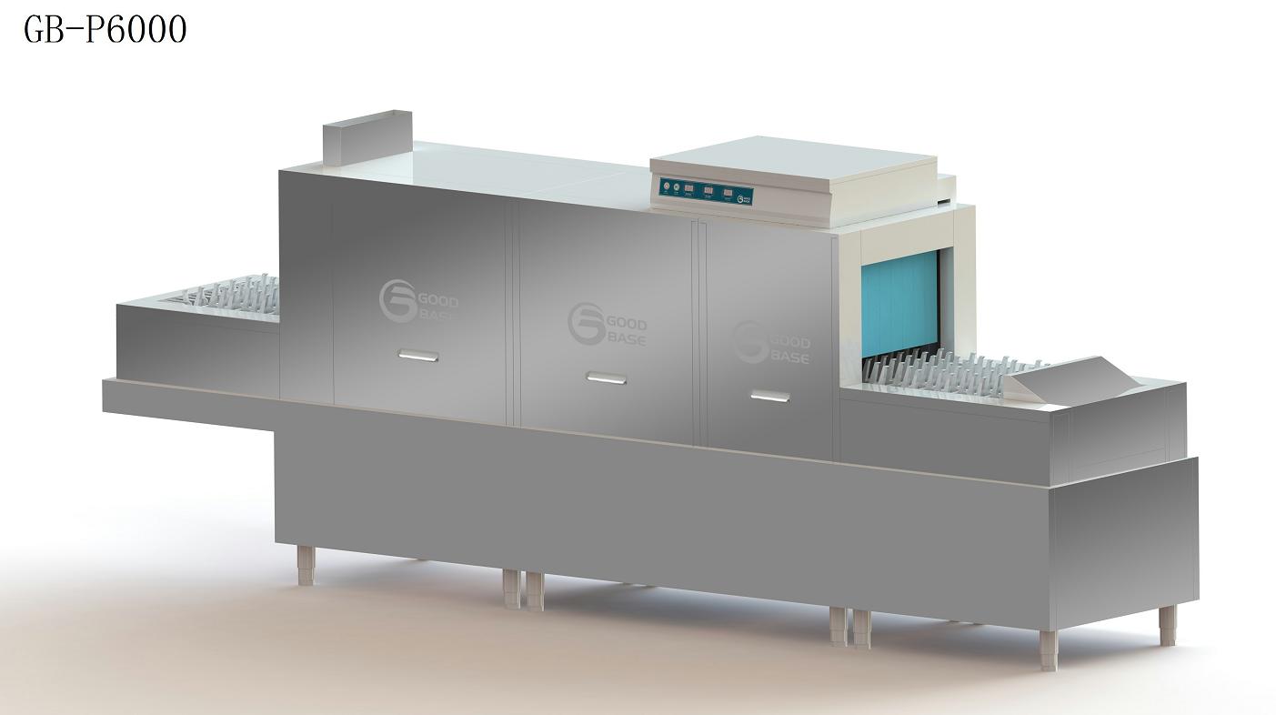 GB-P6000商用洗碗机