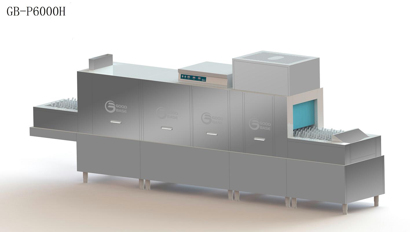 GB-P6000H商用洗碗机