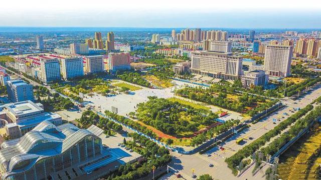 黄土塬上生态城——庆阳市推进海绵城市建设试点工作