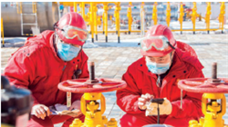 """中国石油 构建""""抗疫生命线"""""""