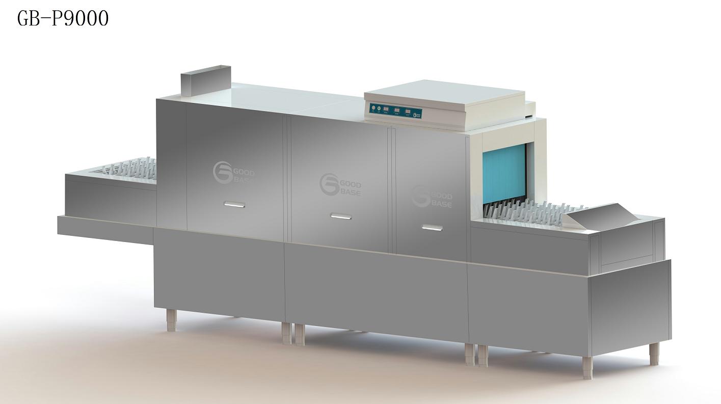 GB-P9000商用洗碗机