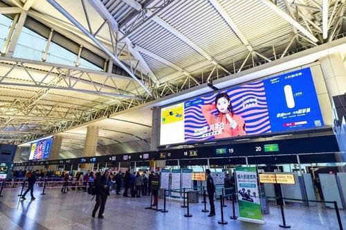 机场媒体案例3