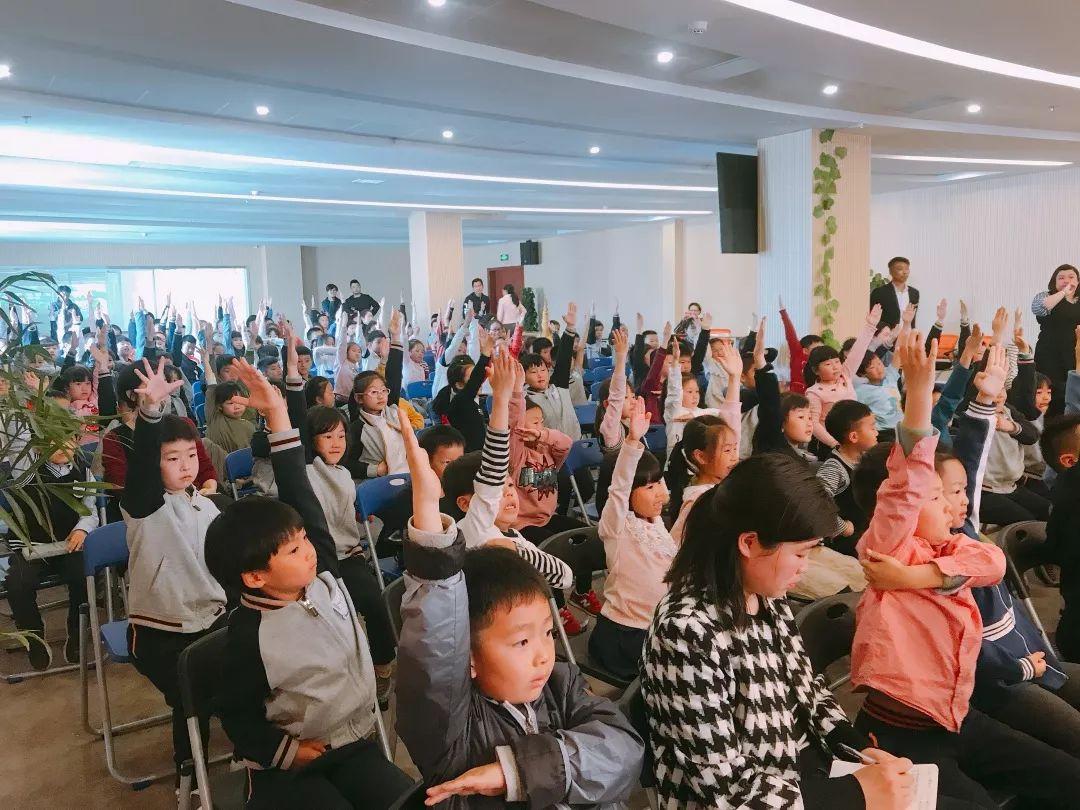 校园生活|台湾力翰科学走进悠谷校园