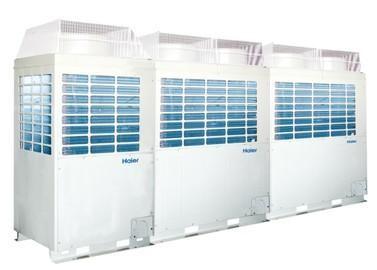 静安区科技创业中心云华科技大厦多联机空调更新项目