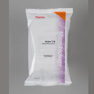 2.5升二氧化碳产气袋