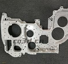 汽车缸盖三维检测