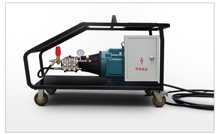 科球高压清洗机KQ-3521超高压清洗机 350公斤压力冲洗机