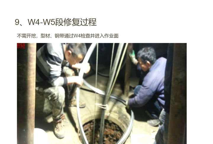机械制螺旋缠绕管技术 在雨污水管道更新中的应用