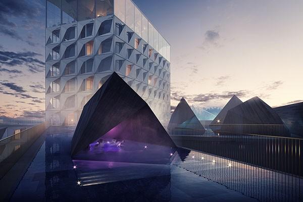 """从城市历史中找到的灵感:瑞典""""帆""""酒店"""
