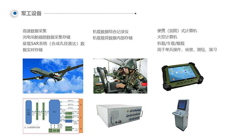 工業/軍工級固態硬盤應用解決方案