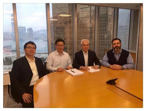 天鹰医疗和意大利mectron在上海成立合资公司