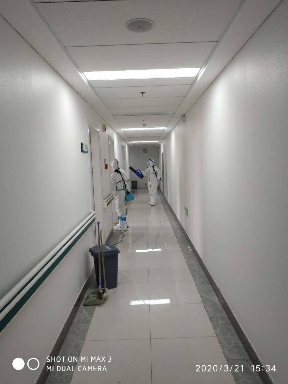 武汉医院终末消毒服务