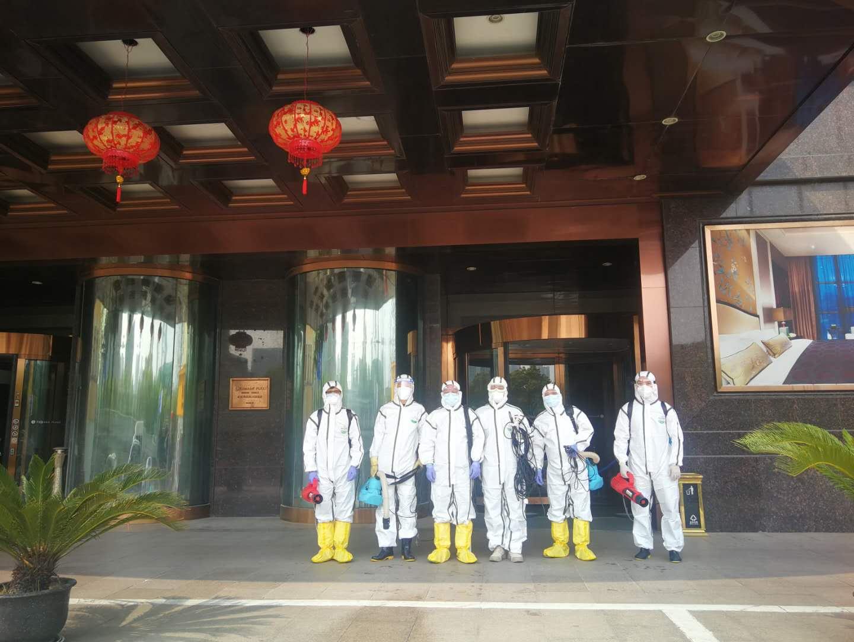 广州酒店终末消毒服务