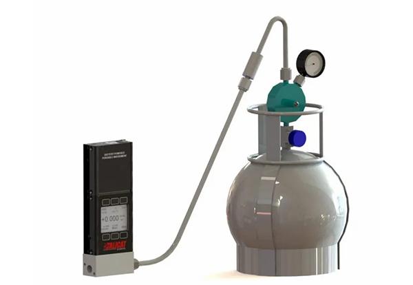 大气环境监测用快速流量标定仪
