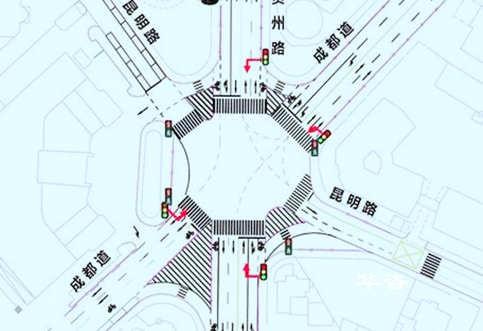 交通组织优化设计案例:华咨交通科技团队推进城区城市交通优化进展顺利!