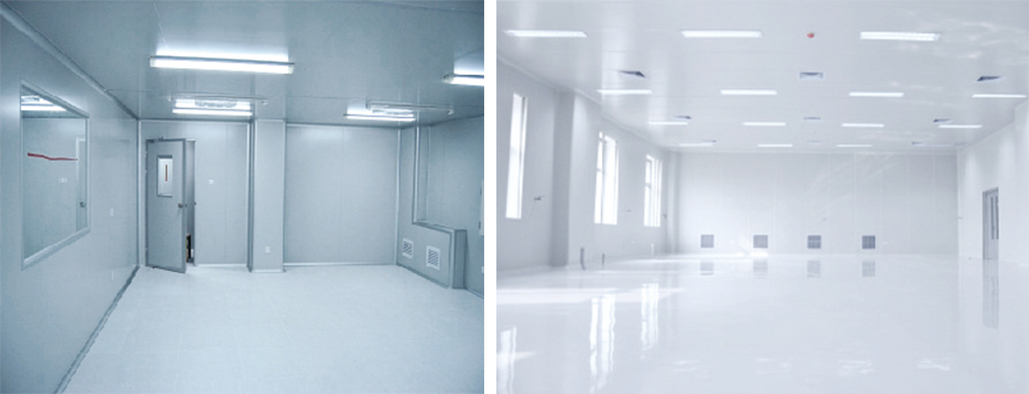 实验室洁净空间系统