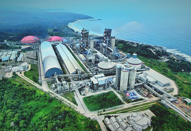 印尼BAYAH2×10000t/d水泥生產線總承包項目