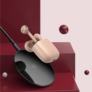 倍思蓝牙耳机真无线华为适用苹果吃鸡