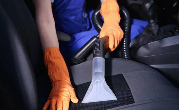 奥迪汽车除甲醛除异味案例