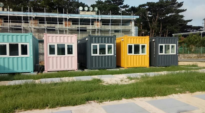 日本单层宿舍