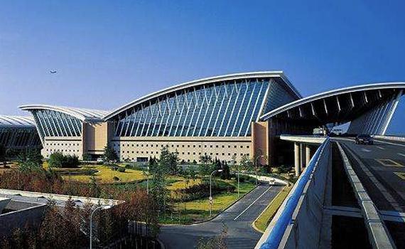 上海浦东机场空气治理