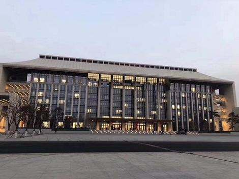 北京城市副中心行政办公区A1-2工程
