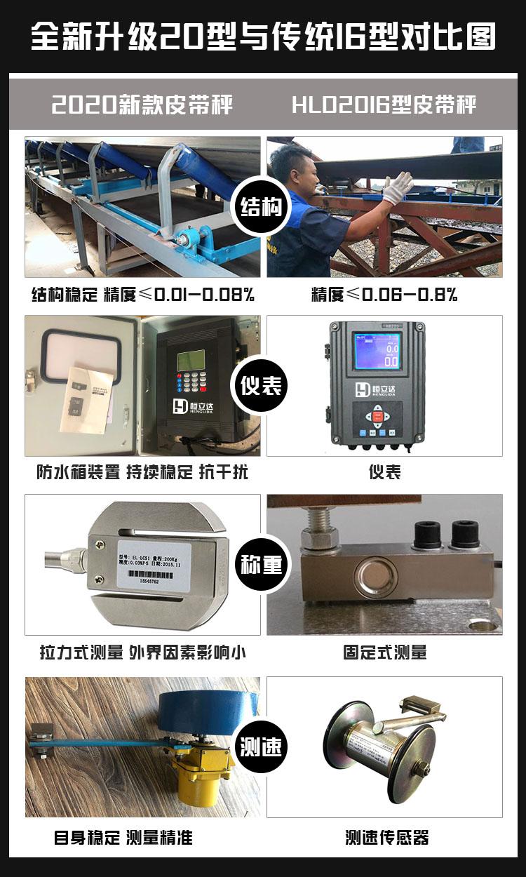 电子皮带秤厂家