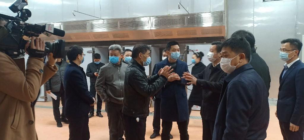 【中央厨房】乐鹰助力浙江大学后勤集团