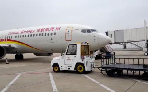 机场行李车