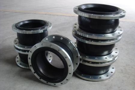 赤峰自来水厂采用可曲挠橡胶软接头性能特点