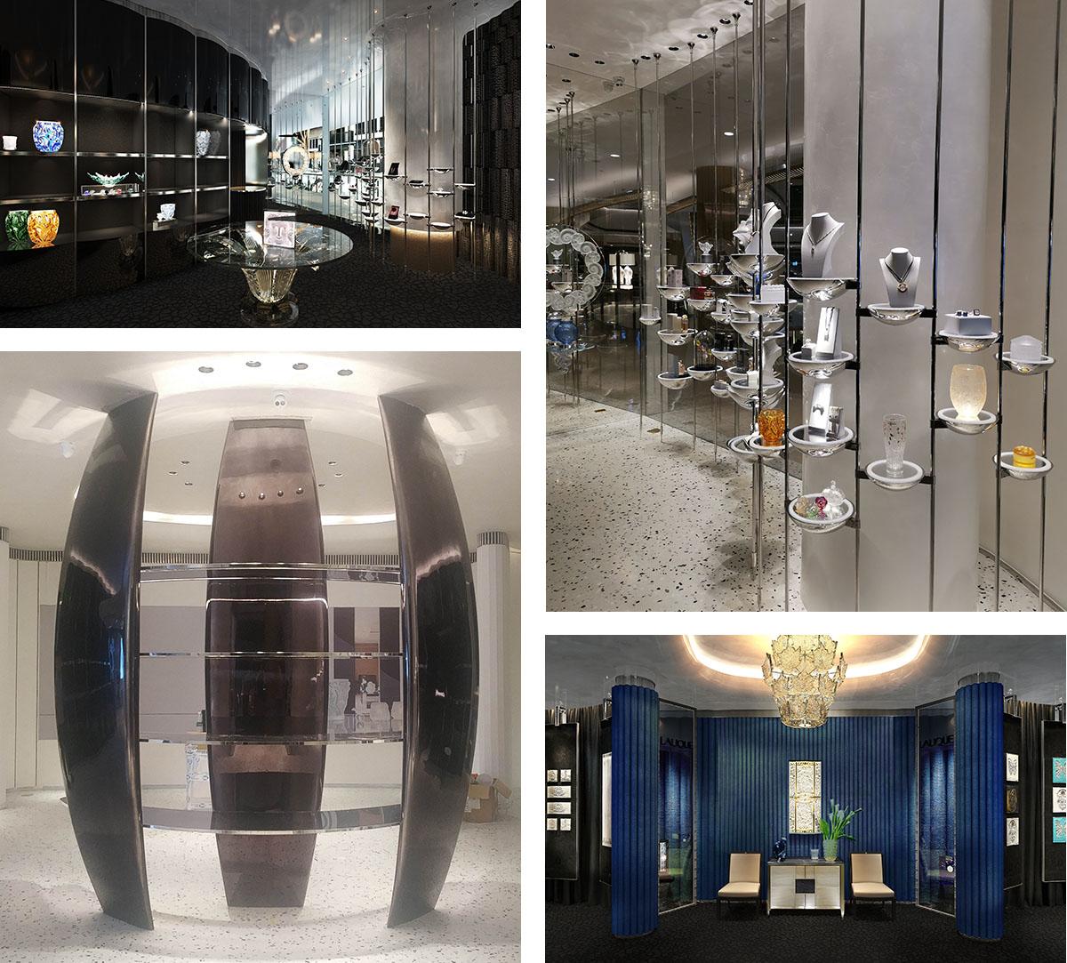 莱莉水晶上海恒隆店